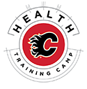 Flames Health Training Camp presented by Mayfair Logo